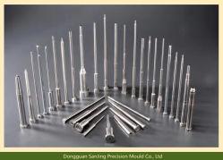 La précision machine de fraisage CNC en métal de programmation de l'axe de l'éjecteur du moule