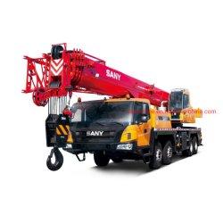 STC600T5 SANY Camión grúa 60t la capacidad de elevación 5 secciones de forma de U brazo telescópico