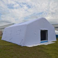 Piscine gonflable militaire de l'armée tente pour le camping