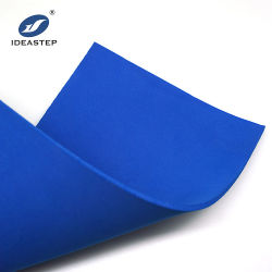 Ideastep Ciclismo de alta calidad de espuma de goma EVA y prótesis y ortopedia materiales Hoja de suela de Material de cubierta productores EVA