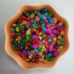 Парфенона Multi-Color камень микросхемы гравий камня в саду дороги