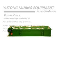 地下鉱山の8トン鉱山電池機関車のための電池