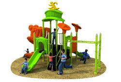 Большинство детей в школы детей Поплар игровая площадка для установки вне помещений пунктов