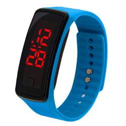 Armband van het Hoofd horloge van de gift het Elektronische Horloge van de Elektronische van Kinderen