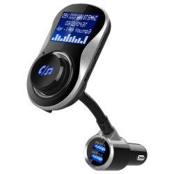 Hot Sale voiture Flash Player MP3 transmetteur FM sans fil Bluetooth V4.0 la Téléphonie mains libres voiture lecteur MP3 avec affichage LED BC26