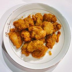 Schnellimbiss-Huhn-heiße würzige gefrorene sofortige Huhn-Nuggets