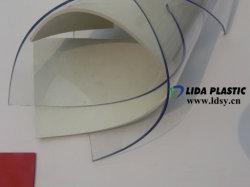 ورقةلينة PVC ناعمة فائقة الوضوح ذات جودة عالية، ومرنة لدرجة الطعام، و0,05 ملمبفكت (نطاق السُمك: 2 مم-8 ملماُ)