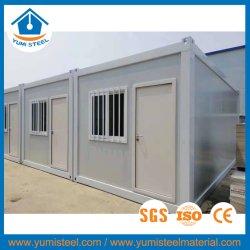 Salle de conteneurs préfabriqués pour Workhouse modulaire