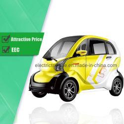 Китайский 4 Колеса Smart Auto Mini электромобили для Европы