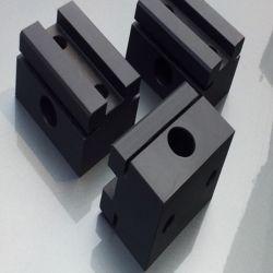 A peça em forma de borracha /NBR Amortecedor Quadrados