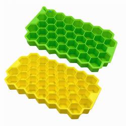 円形の製氷球型の立方体メーカーの皿のシリコーンのアイスボール型の多孔性のケイ酸ゲルの氷メーカー