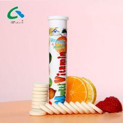 Suplemento dietético de etiqueta privada Multi productos vitamínicos con Halal
