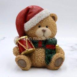 [ولّ سلّر] راتينج تمثال صغير حيوانيّ زخرفة عيد ميلاد المسيح هبات