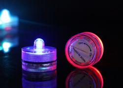Decoração de casamento Tealight Impermeável Luminária com LED