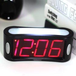 De grands mouvements de ressort de la mode Horloge LED