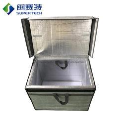 より長くのための冷た鎖の輸送によって絶縁される移動式Foldableボックス保存の中の温度