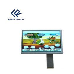 사용자 지정 8인치 고휘도 LCD 스크린 헤드레스트 LCD 디스플레이 Rg080idw1-C