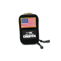 Childress袋「n袋、携帯用ファブリックDuffelディスペンサーおよび無駄袋の結め換え品、容易にベビーカーまたはおむつ袋へのホック