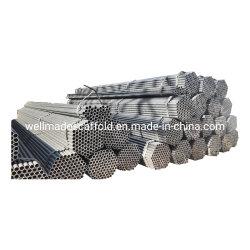 Bsen39 스커딩 파이프 피팅, 건설용 강철 갈바니화 튜브 클램프 카폴딩