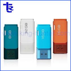 Commerce de gros pleine capacité de 16 Go USB 3.0 32 Go 64 Go de disques Flash de 128 Go