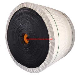 Ep en nylon résistant à la chaleur de la courroie du convoyeur en caoutchouc