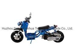 Motociclo Zoomer 50cc 4 bombadas Comece do Tambor do disco em azul