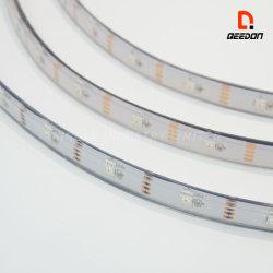La luz ámbar blanco tira la luz bajo la luz del tubo iluminado para mueble de/al aire libre
