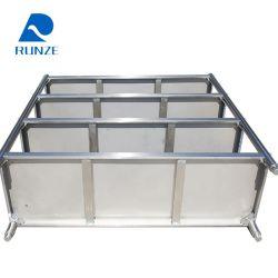 Estantes de acero inoxidable cocina pesados comerciales Multi-Floor multifunción Rack de almacenamiento almacenamiento simple en el hogar se puede montar en rack estantería