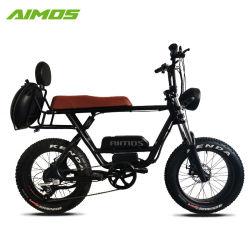 Zwei elektrisches Fahrrad kühles Ebike des Sitz20inch mit voller Aufhebung für Paare