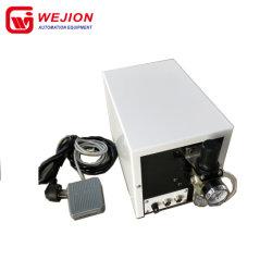 WJ4132 разделения и скручивание кабеля машины во время чистки машины