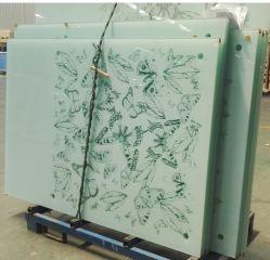Feuilleté de verre fritté céramique trempé avec différentes couleurs et la tendance
