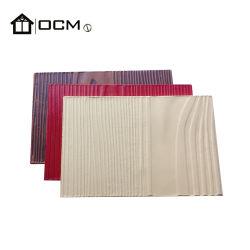 Du grain du bois fibre mur de ciment Siding Conseil