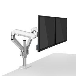 تصميم المكتب شاشة LCD مزدوجة حامل مكتبي (OL-2z)