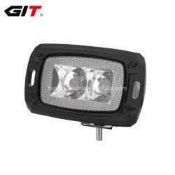 10W 3,5ДЮЙМОВЫХ утопленный монтаж светодиодные лампы заднего хода на автомобиле по просёлочным дорогам машины 4X4 (GT1012A-10W)