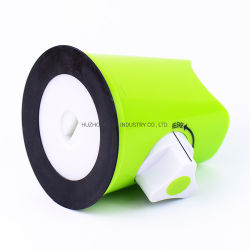Het aangepaste Plastic Voetstuk van de Dekking van de Melk van het Voetstuk van Juicer van de Trekker van het Sap Plastic