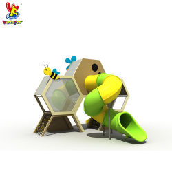TUV Kids Indoor School Toys Children Kindergarten Toy Slide Games 완데플레이 테마 파크/놀이공원 놀이기구 어린이 놀이기구