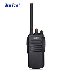 Inrico Longo Alcance UHF VHF Rádio analógico PI168s
