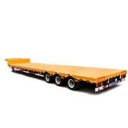 반 Cimc 3axles 판매를 위한 평상형 트레일러 화물 수송 트레일러