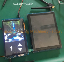 Элеватор соломы TFT, ЖК-дисплей с точечной матрицей, 7 сегмента, последовательного и параллельного порта, дисплей