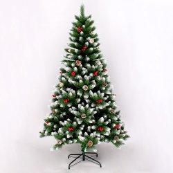 Yh1963 usine Amazon Vente à chaud PVC artificiel arbre de Noël Noël Décoration