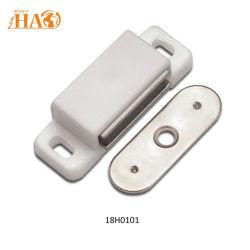 Loquets magnétiques et loquet du ferme-porte de la fermeture de la ventilation de l'armoire