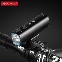 Gaciron Bike Light 1000 Lumen Smart Road Mountain Front Cycling Luce luce luce LED per bicicletta Faro