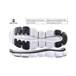 تصميم جديد أزياء متينة EVA TPR مادة مطاطية لمصنع الأحذية أحذية رياضية للركض بدون أحذية