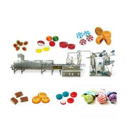 Hard Candy de depositar la máquina Línea de producción/máquina de golosinas/ máquina de hacer caramelo pegajoso caramelo/ Máquina Floss (GD300)
