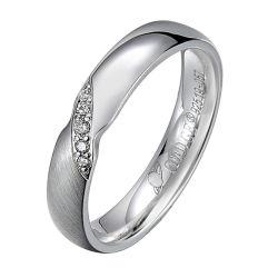 925의 순은 반지 남자 다이아몬드 상감세공 공상 보석 인기 상품