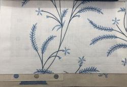 Tessuto di tela della tenda del ricamo domestico di successo della tessile