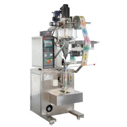 Máquina de embalagem de pó automática para alimentos / Medicina / Embalagem de Pó Químico diário