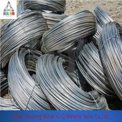 Alta qualidade de venda quente 99,9% 6.063 desperdícios de fios de alumínio com preço baixo da fábrica chinesa