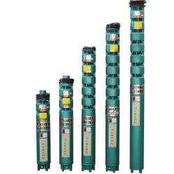25kw 45kw Pint 808 Einleitung Haupt-Gleichstrom-zusätzlicher Kühlvorrichtung-Brunnen-versenkbare tiefe Pumpe