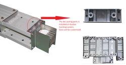 moulage sous pression en aluminium de pièces pour système de canalisations préfabriquées